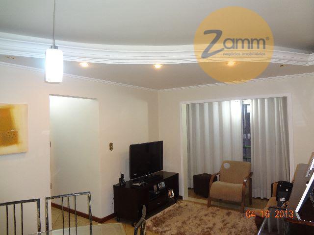 Apartamento de 3 dormitórios em Vila Anhangüera, Campinas - SP