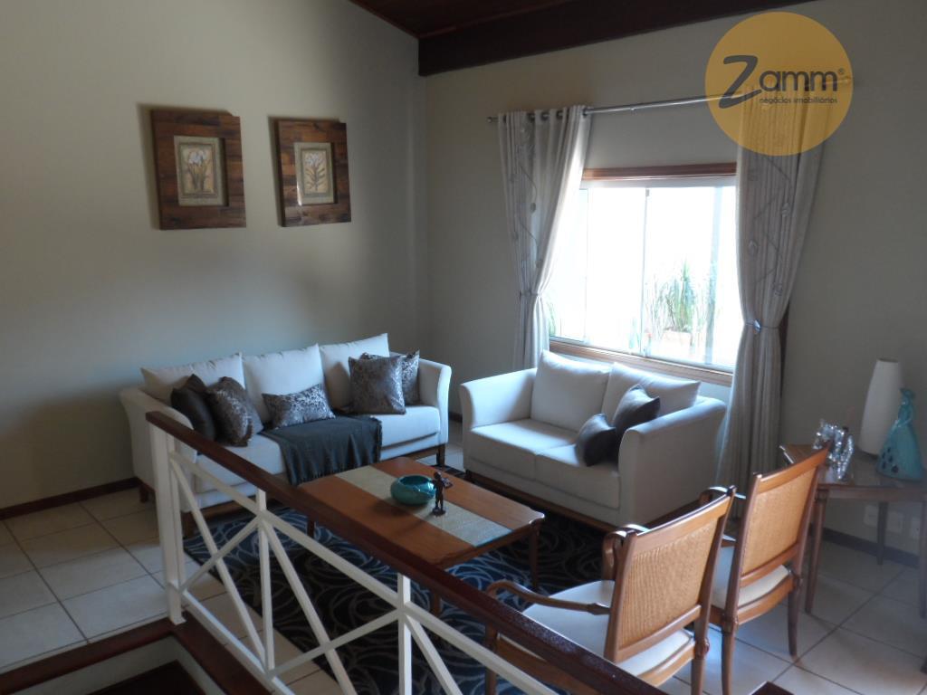 Casa de 4 dormitórios em Parque Jatibaia (Sousas), Campinas - SP