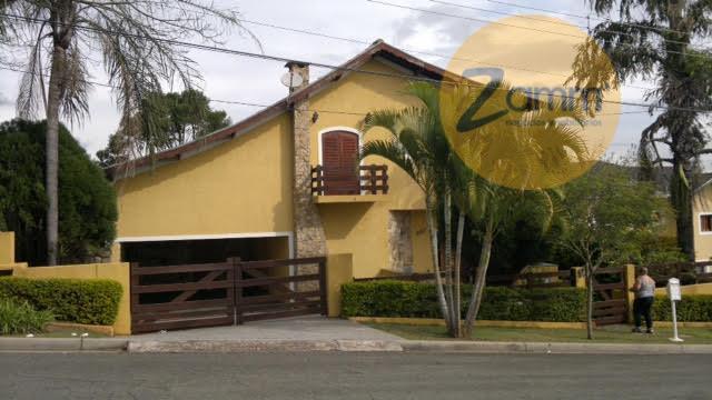 Casa de 4 dormitórios em Centro, Vinhedo - SP