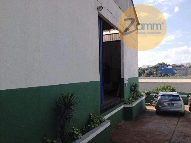 Galpão em Parque Rural Fazenda Santa Cândida, Campinas - SP
