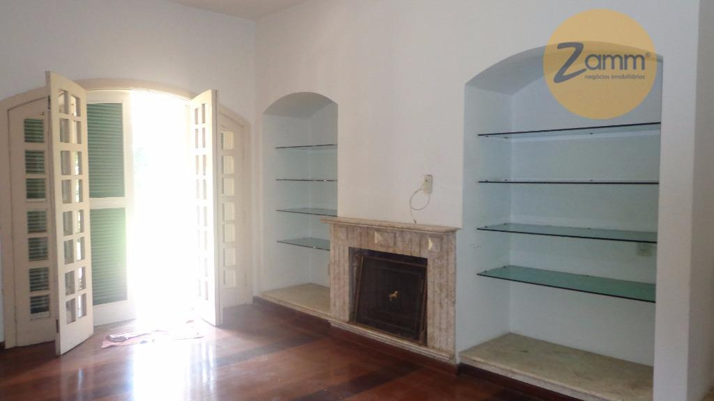 Casa de 4 dormitórios em Condomínio Village Sans Souci, Valinhos - SP