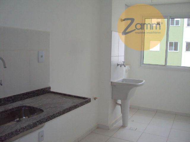 Apartamento de 2 dormitórios em Condomínio Vienna Residencial L, Vinhedo - SP