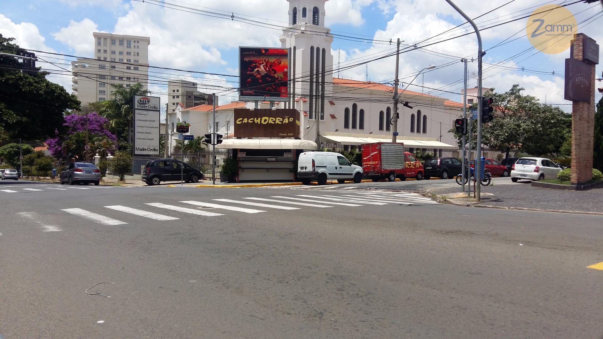 Ponto em Cambuí, Campinas - SP