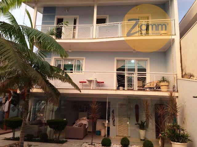 Casa de 4 dormitórios em Jardim Lorena, Valinhos - SP
