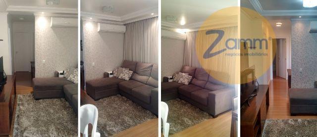Apartamento de 3 dormitórios em Parque Villa Flores, Sumaré - SP