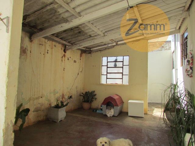 Casa de 2 dormitórios em Vila Menuzzo, Sumaré - SP