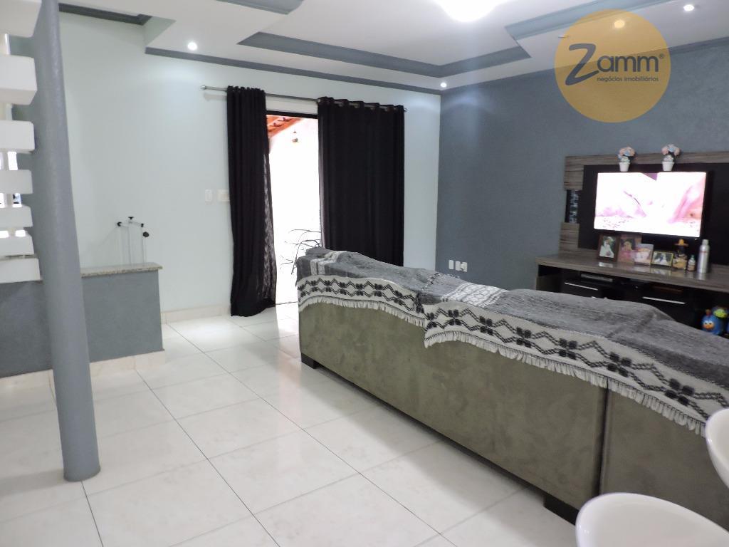 Casa de 3 dormitórios em Jardim São Domingos, Sumaré - SP
