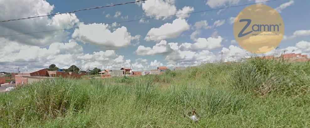 Terreno em Jardim Novo Cambui, Hortolândia - SP