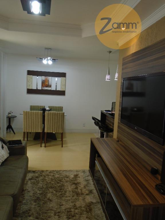Apartamento de 2 dormitórios em Parque Villa Flores, Sumaré - SP