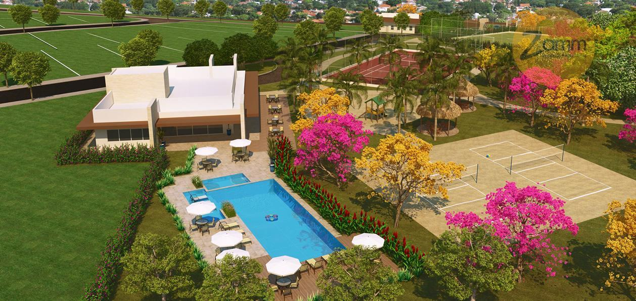 Terreno em Condomínio Residencial Villa Do Sol, Valinhos - SP
