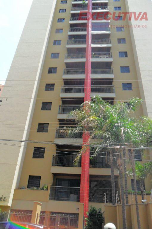 Apartamento residencial para locação, Santa Cruz do José Jacques, Ribeirão Preto.