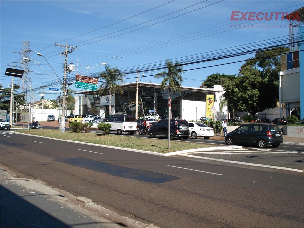 Loja comercial para locação, Jardim América, Ribeirão Preto.