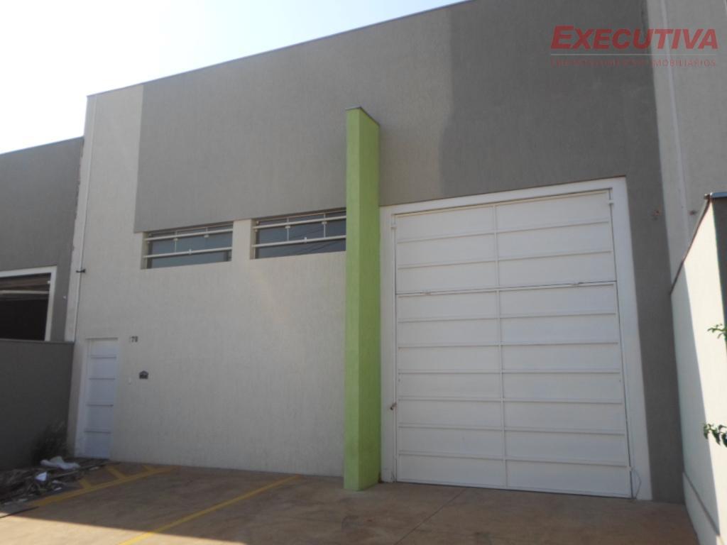 Galpão comercial à venda, Residencial e Comercial Palmares, Ribeirão Preto.