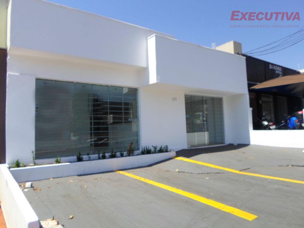 Casa comercial para locação, Vila Seixas, Ribeirão Preto.