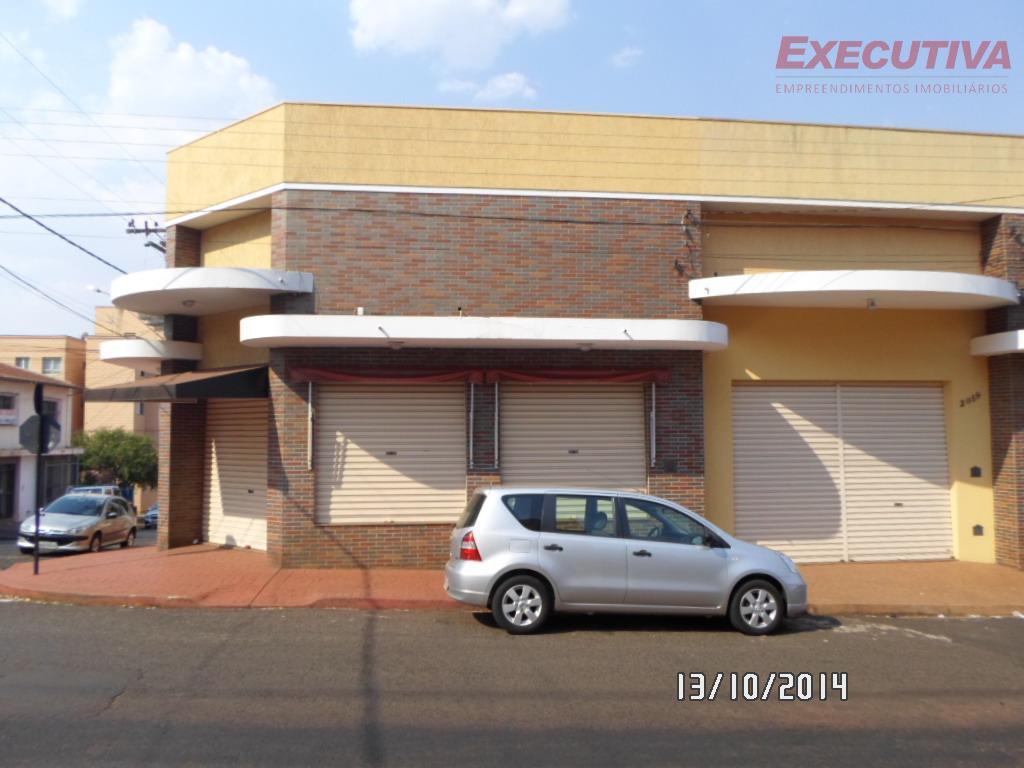 Salão comercial para locação, Centro, Ribeirão Preto.