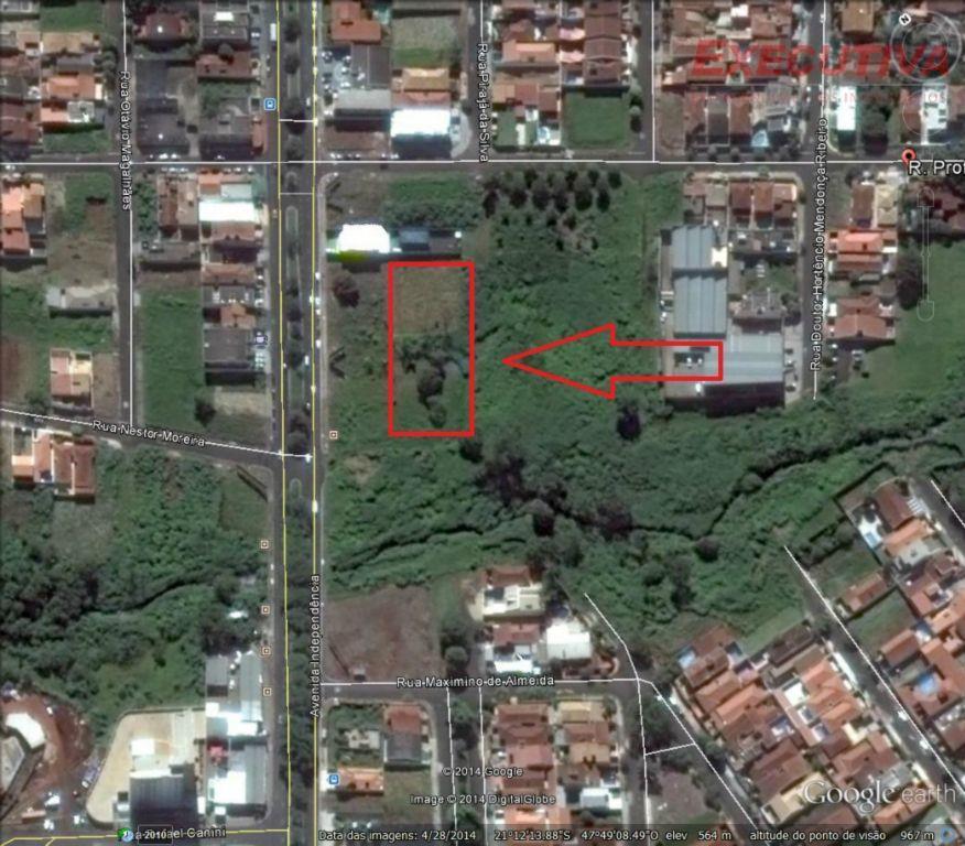 Terreno residencial para locação, Alto da Boa Vista, Ribeirão Preto.