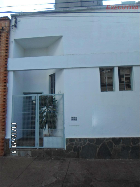 Casa comercial para locação, Centro, Ribeirão Preto.