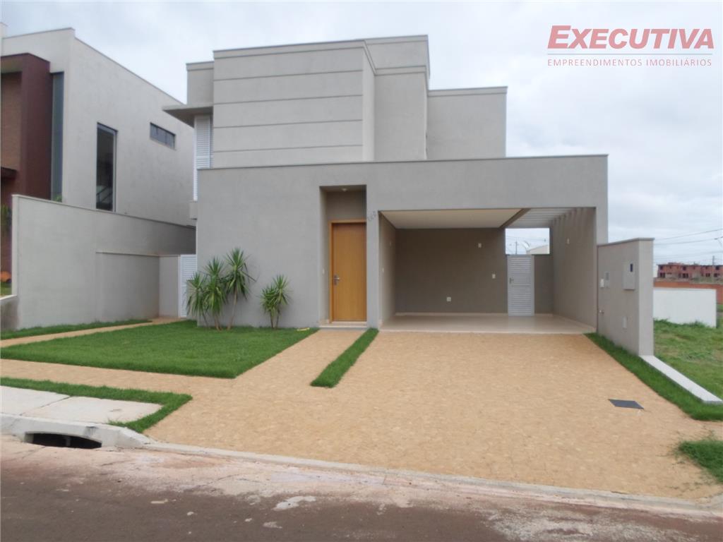 Sobrado residencial à venda, Condomínio Guaporé, Ribeirão Preto.