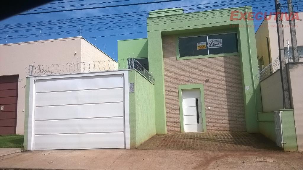 Salão comercial para locação, Nova Aliança, Ribeirão Preto.