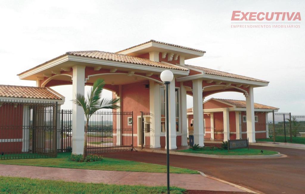Terreno residencial à venda, Jardim Botânico, Ribeirão Preto.