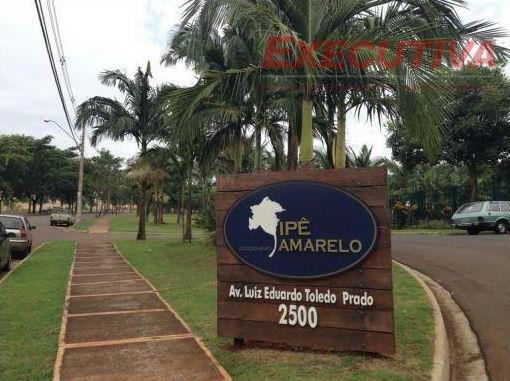 Sobrado residencial à venda, Condomínio Ipê Amarelo, Ribeirão Preto.