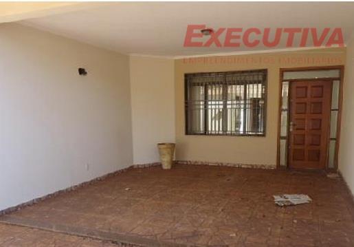 Sobrado residencial para locação, Jardim Califórnia, Ribeirão Preto.