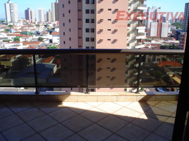 Apartamento residencial para venda e locação, Vila Seixas, Ribeirão Preto.