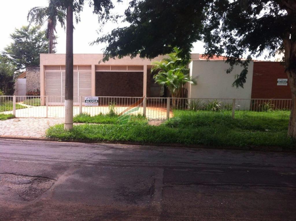 Casa residencial para locação, Bela Vista, Barretos - CA0045.