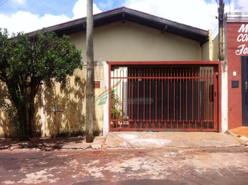 Casa residencial à venda, Nova América, Barretos.