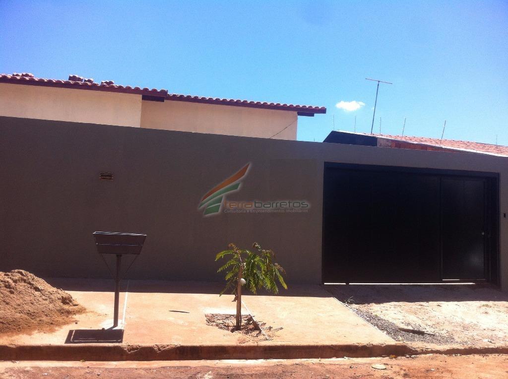 Casa residencial à venda, Diva, Barretos.