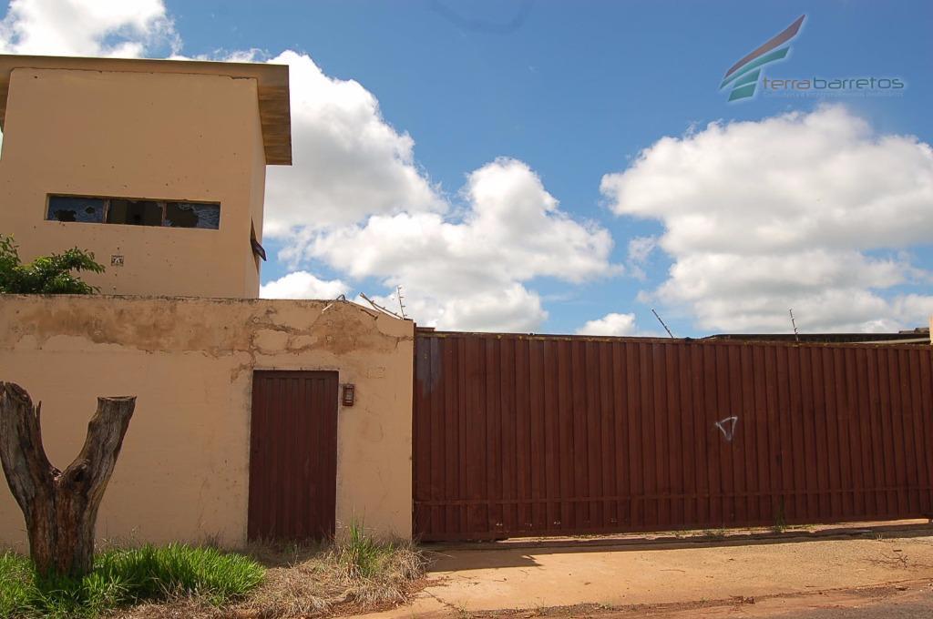 Barracão comercial para locação, Aeroporto, Barretos.