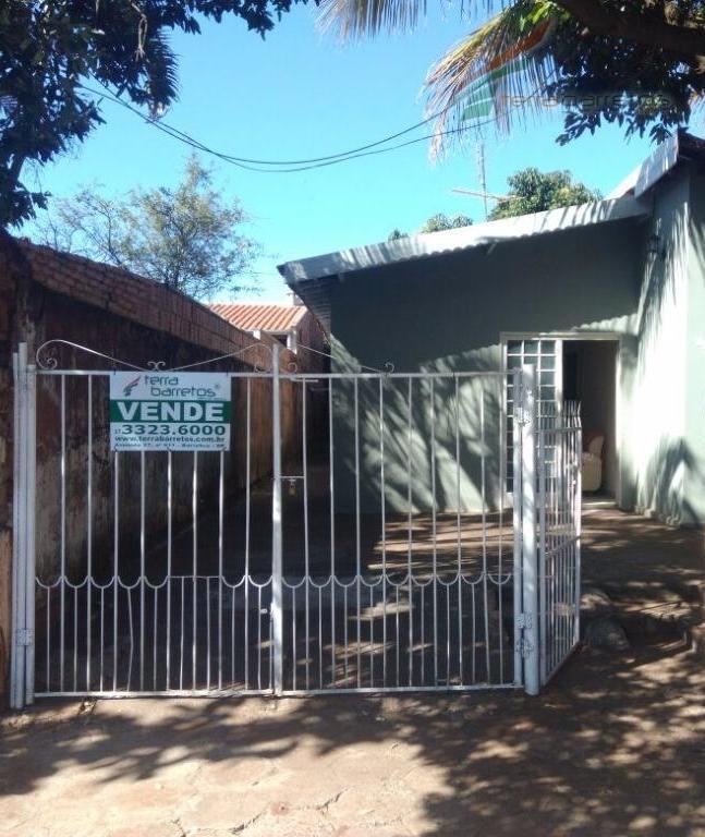 Casa residencial à venda, Ortega, Barretos.