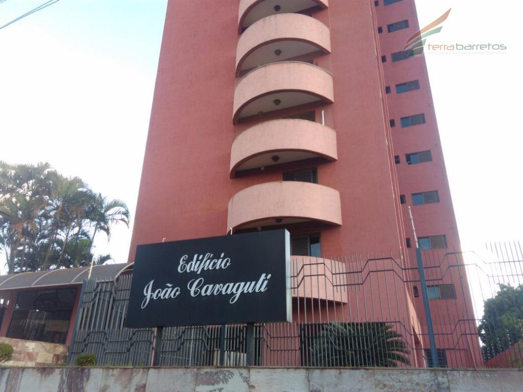 Apartamento residencial à venda, Centro, Barretos - AP0055.