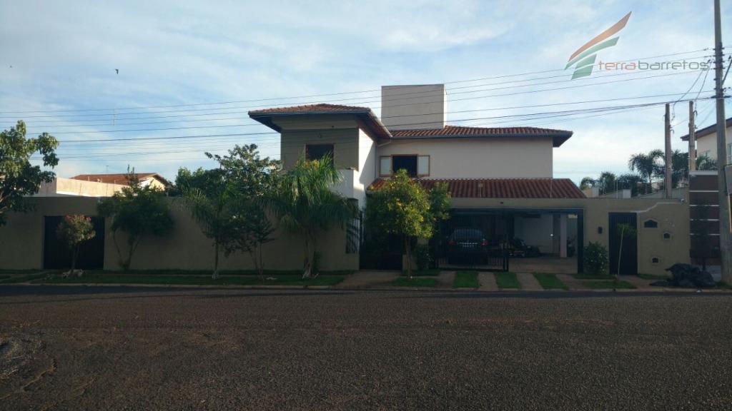 Casa residencial para venda e locação, City Barretos, Barretos.