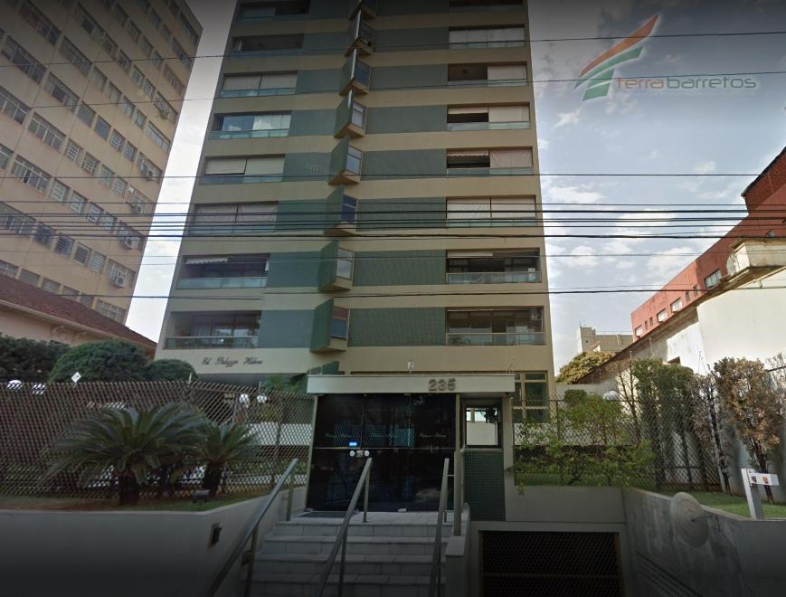 Apartamento residencial à venda, Centro, Barretos - AP0060.