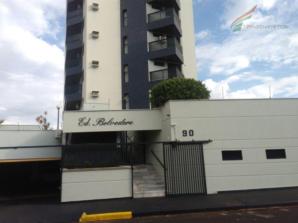 Apartamento residencial à venda, Ibirapuera, Barretos.