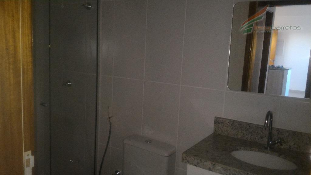 área do apartamento 59 m² de área privativa; 2 quartos (uma suíte) todos com ar condicionado...
