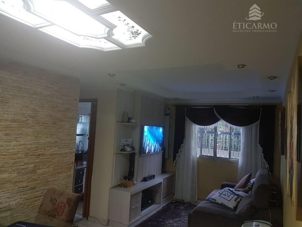 Apartamento Residencial Venda Itaquera S O Paulo  -> Vitrais De Gesso Para Sala