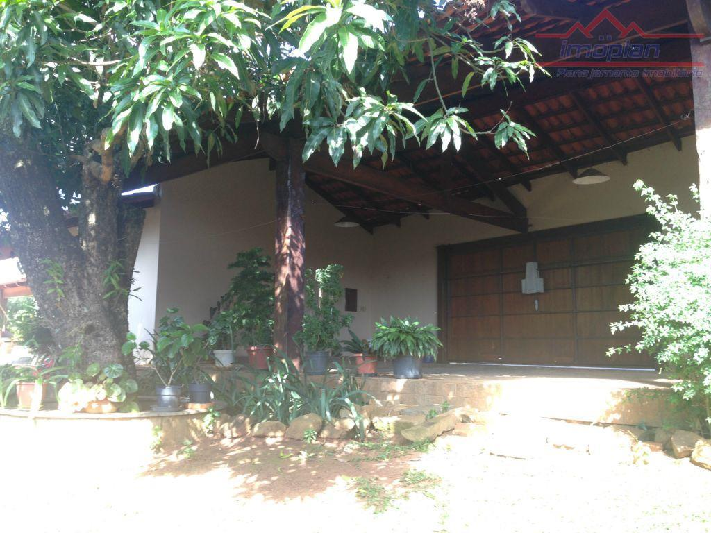 Casa  residencial à venda, Vila Thais, Atibaia.