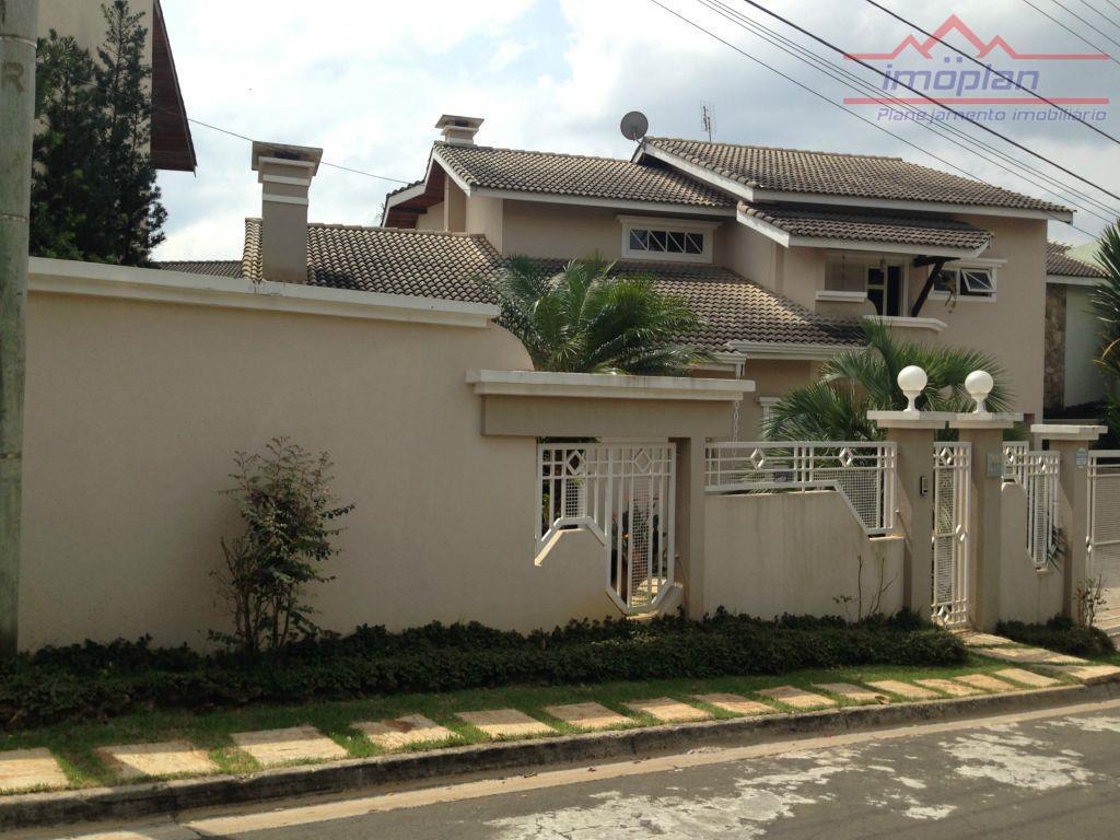 Casa  residencial à venda, Vila Silena, Atibaia.