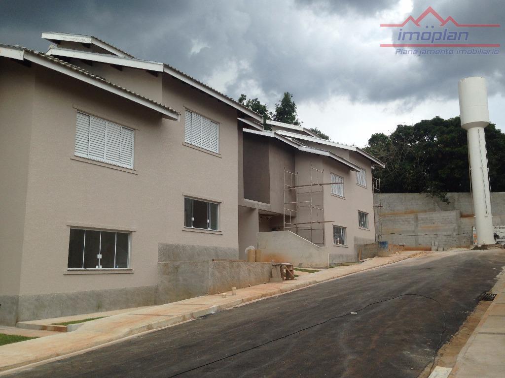 Casa residencial à venda, Jardim Estância Brasil, Atibaia - CA1602.