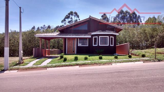 Casa residencial à venda, Condomínio Terras de Atibaia I, Atibaia - CA2068.