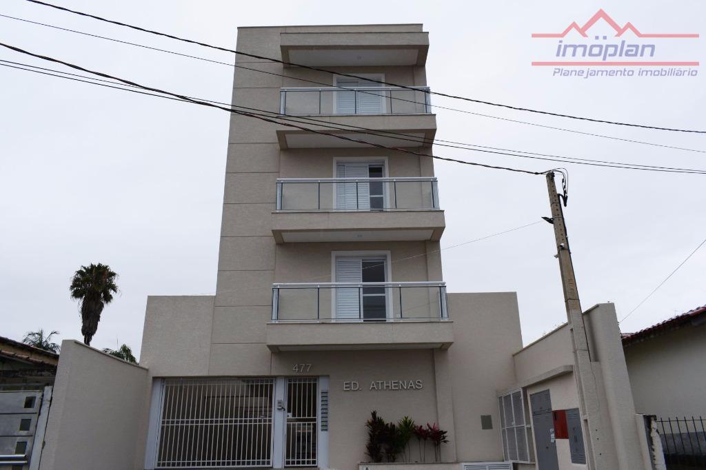 Apartamento residencial à venda, Alvinópolis, Atibaia.