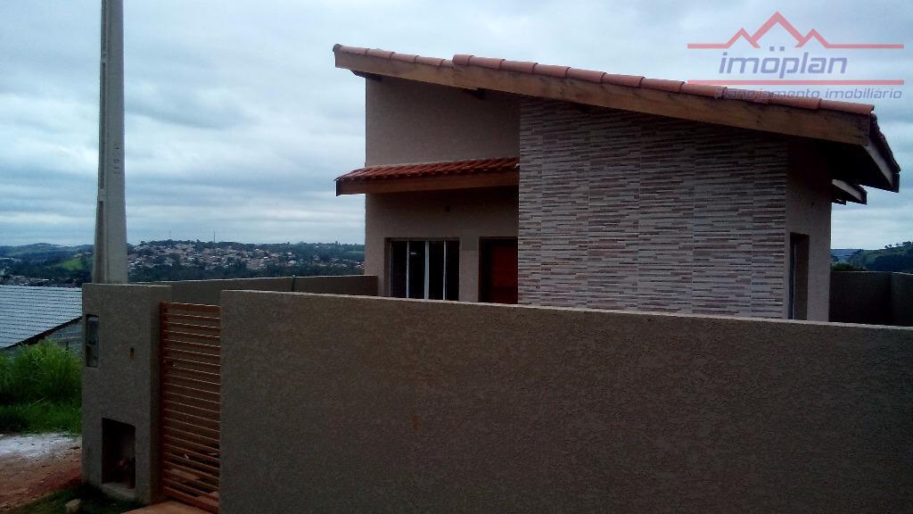 Casa residencial à venda, Jardim Cilar, Atibaia.