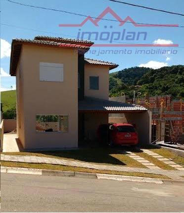 Casa residencial à venda, Loteamento Atibaia Park II, Atibaia.