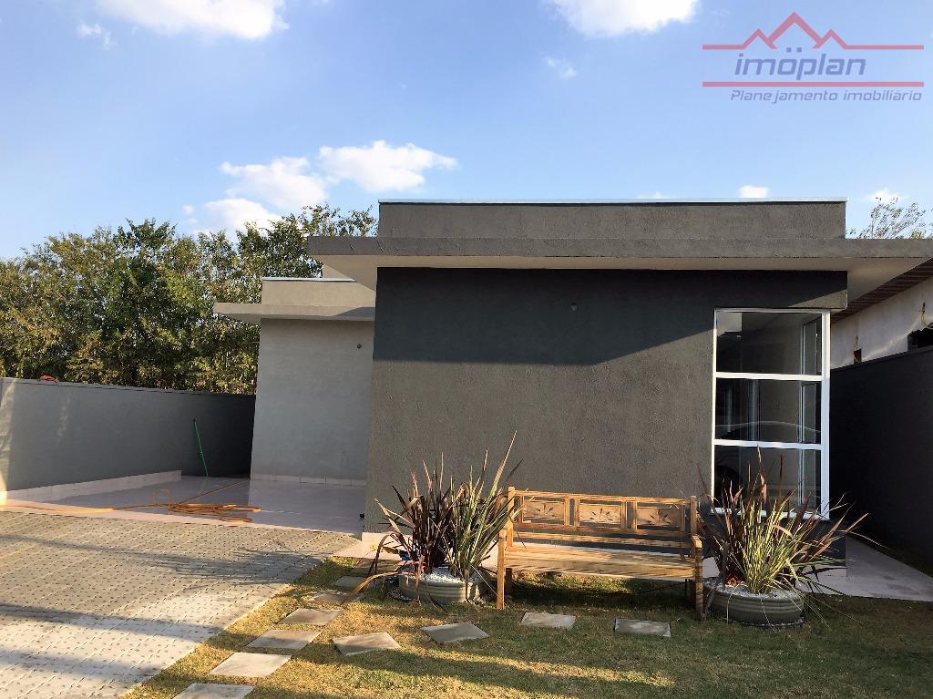 casa a venda em atibaia, terras de atibaia excelente projeto, moderno de casa térrea, 110m² área...