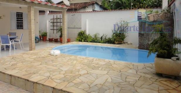 Casa residencial à venda, Vista Alegre, Bertioga.