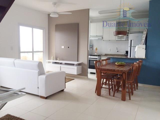 Cobertura residencial à venda, Jardim Rio da Praia, Bertioga - CO0003.