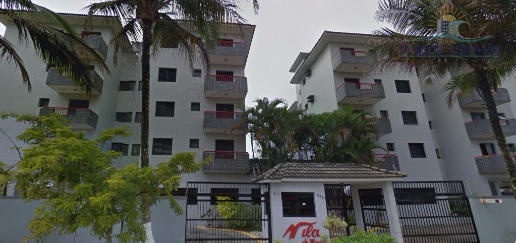 Apartamento residencial à venda, Vila Agaó, Bertioga.