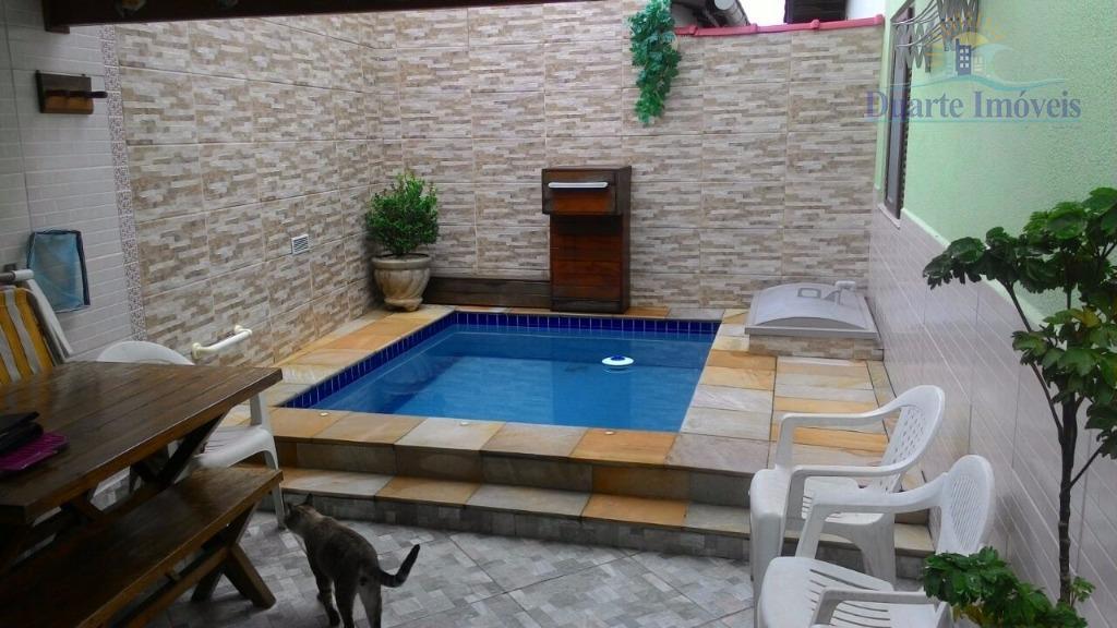 Casa residencial à venda, Centro, Bertioga.
